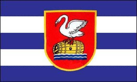 Flagge Tönning