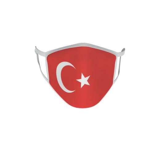 Gesichtsmaske Behelfsmaske Mundschutz Türkei