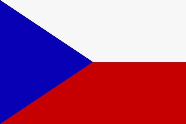 Aufkleber Tschechien