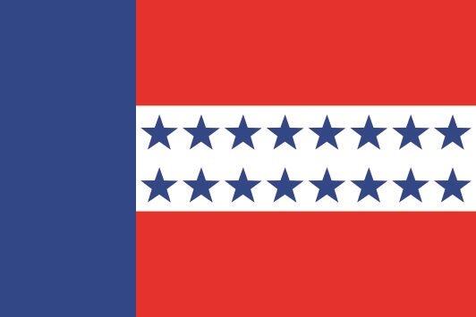 Flagge Tuamotu - Archipel