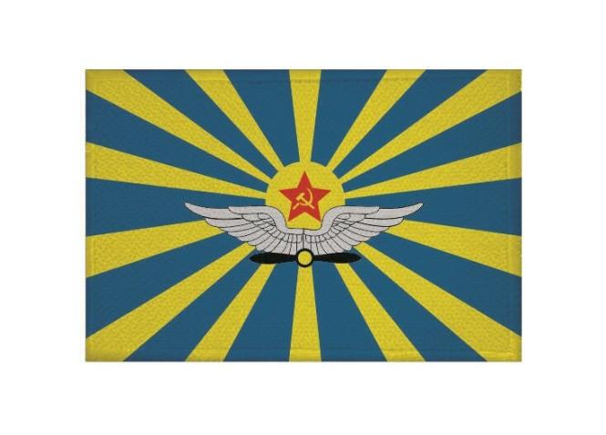 Aufnäher UdSSR Luftwaffe Patch 9 x 6 cm