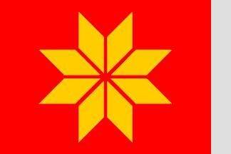 Flagge Ulvik 100 x 140 cm