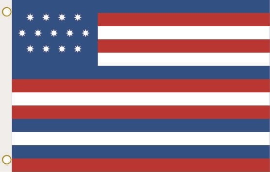 Fahne US Serapis 90 x 150 cm