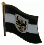 Pin Westpreussen 20 x 17 mm