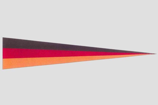 Wimpel Deutschland 150 x 30 cm