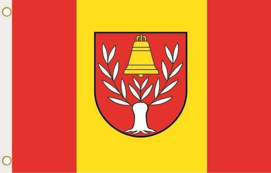 Fahne Wittenförden 90 x 150 cm