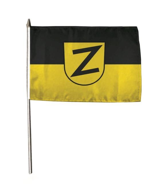 Stockflagge Wolfschlugen 30 x 45 cm