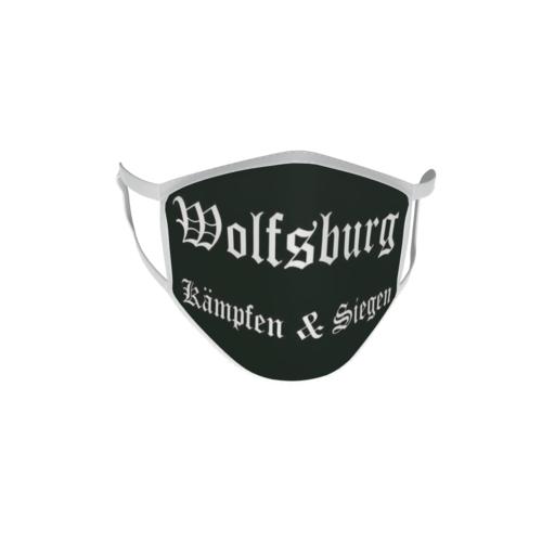 Gesichtsmaske Behelfsmaske Mundschutz Wolfsburg Kämpfen & Siegen
