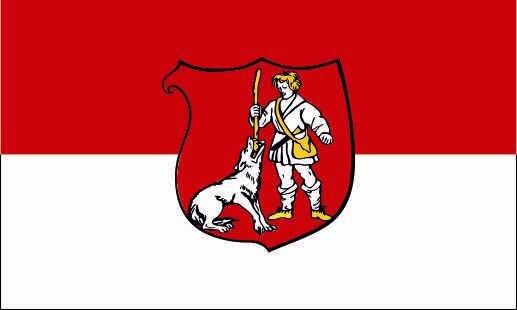 Aufkleber Wülfrath 8 x 5 cm