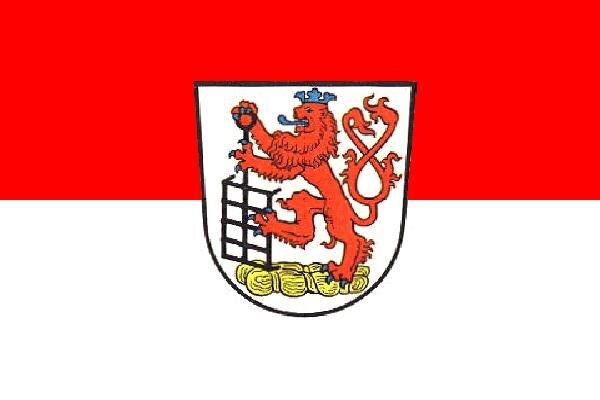Fahne Wuppertal 90 x 150 cm