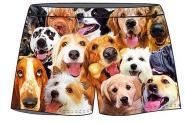 Boxershort Hunde unisize
