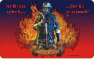 Brettchen Feuerwehr