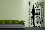 Wandtattoo Ägyptisches Fresco