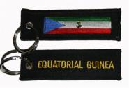 Schlüsselanhänger Äquatorial-Guinea
