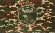 Fahne Airborne Screaming Eagle 60 x 90 cm