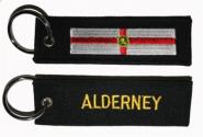 Schlüsselanhänger Alderney