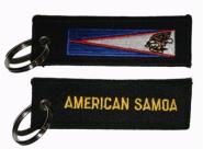 Schlüsselanhänger Amerikanisch Samoa