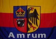 Fahne Amrum 90 x 150 cm