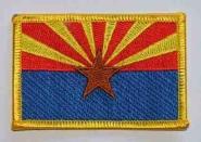 Aufnäher Arizona