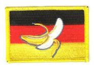 Aufnäher Bananenrepublik