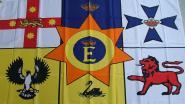 Miniflag Australien Royal 10 x 15 cm