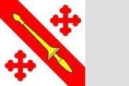 Flagge Autigny