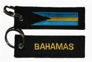 Schlüsselanhänger Bahamas