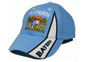 Basecap Bayern Wappen und Löwen