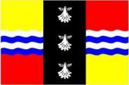 Miniflag Bedfordshire 10 x 15 cm