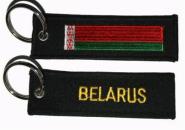Schlüsselanhänger Belarus