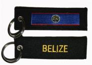 Schlüsselanhänger Belize