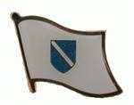 Pin Bosnien alt 20 x 17 cm