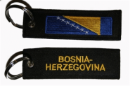 Schlüsselanhänger Bosnien Herzegowina