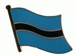 Pin Botswana 20 x 17 mm