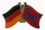 Freundschaftspin Deutschland  - Südstaaten 25 x 15 mm