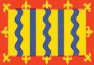 Miniflag Cambridgeshire 10 x 15 cm