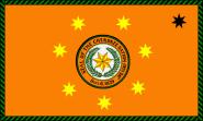 Fahne Cherokee Nations 90 x 150 cm