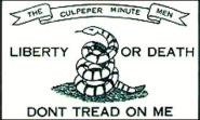 Fahne Culpeper 90 x 150 cm