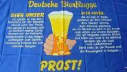 Fahne Deutsche Bierflagge 30 x 45 cm