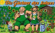 Fahne Die Gärtner des Jahres 90 x 150 cm