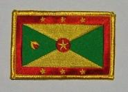 Aufnäher Grenada