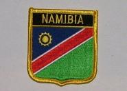 Wappenaufnäher Namibia