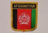 Wappenaufnäher Afghanistan