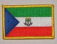 Aufnäher Äquatorial Guinea