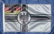 Tischflagge Reichskriegsflagge 1919 (inoffziell)