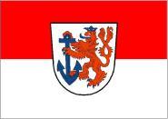 Fahne Düsseldorf 150 x 250 cm