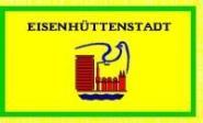Flagge Eisenhüttenstadt