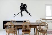 Wandtattoo Eishockeyspieler Motiv Nr. 5