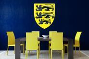 Wandtattoo England Wappen