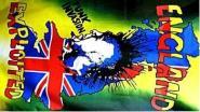 Fahne England Exploded 90 x 150 cm